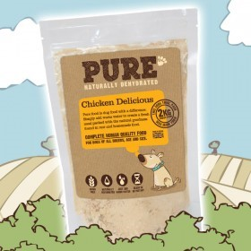 chicken delicious pure pet food uk