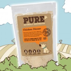 chiken dinner pure pet food