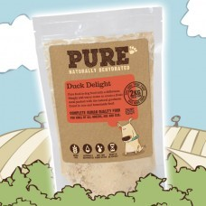duck delight pure pet food